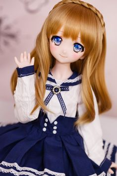 Anime dolls black jacket zara woman - Woman Jackets and Blazers Anime Dolls, Blythe Dolls, Barbie Dolls, Kawaii Doll, Kawaii Anime, Pretty Dolls, Beautiful Dolls, Doll Museum, Cute Baby Dolls