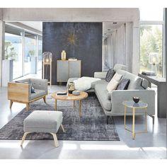 Salon classique moderne cosy hygge minimaliste #interior ...