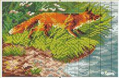 вышивка крестиком уток: 26 тыс изображений найдено в Яндекс.Картинках