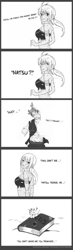 Nalu fanfiction this is not in the manga Natsu is still alive ok i repeat Natsu is still Alive