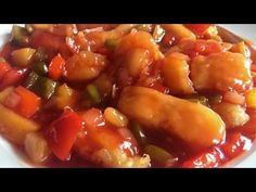 Kung Pao Chicken, Food And Drink, Fish, Make It Yourself, Ethnic Recipes, Sweet, Youtube, Candy, Pisces