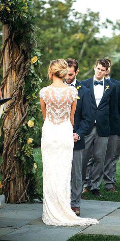 "Gorgeous Tattoo Effect Wedding Dresses ❤ See more: <a href=""http://www.weddingforward.com/tattoo-effect-wedding-dresses/"" rel=""nofollow"" target=""_blank"">www.weddingforwar...</a> <a class=""pintag"" href=""/explore/weddings/"" title=""#weddings explore Pinterest"">#weddings</a>"