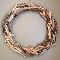 the coastal nautical wreath by coastalwreath on Etsy