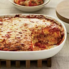 12 Delicious Lasagna Recipes.