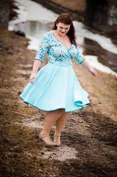PajaSew retro dress