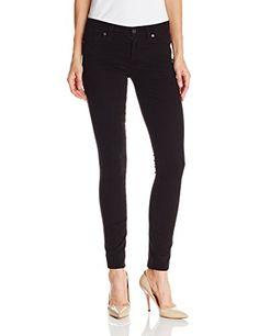 PAIGE Women's Verdugo Ultra Skinny Jean In Black