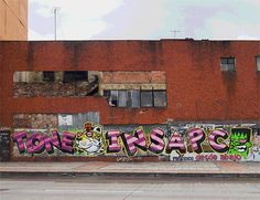 Streetart: New INSA GIF-ittis from around the globe (6 animated Pictures)