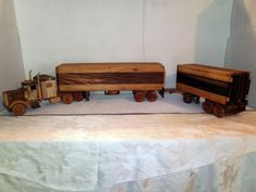 For the over the road guys - by wiswood2 @ LumberJocks.com ~ woodworking community