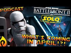 What DLC is Coming in April for Star Wars Battlefront 2