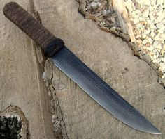 Wildertools by Rick Marchand | Tanto bushknife