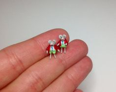Miniature 1/144 1:144th 144th Micro Baby & Mummy by IckleFingz