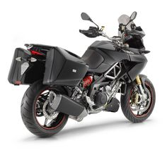 State of the art Aprilia technology for dominating the road day after day. Caponord 1200: turns the ordinary into an adventure.