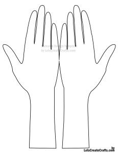 template for mehandi design and its printable