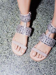 All That Sparkles Sandal