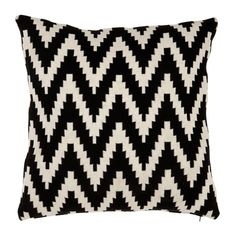 Eichholtz+Abstract+Chevron+Cushions+Set+Of+2+-+Monochrome+chevron+patterned+cushion+set+of+2. Channel+restrained+glamour…
