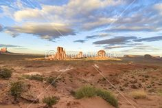 Sunlit monument valley #nature #landscape #wildness #beauty #kingdom