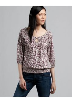 Mandy Top from Lucky Brand