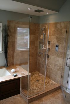 Custom Showering