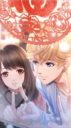 — [Koi to Producer] Evol x Love [Mr Love:Queen's. Anime Couples Drawings, Anime Couples Manga, Cute Anime Couples, Manga Anime, Anime Art, Cute Couple Art, Anime Love Couple, Hot Anime Boy, Anime Boys