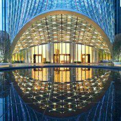 Hotel St. Regis, em Shenzhen, Guangdong, China. Projeto do escritório Cheng Chung Design. #hotel #trip #artes #art #decoração #arts #viagem #architecture #arquitetura #decor #design #interior #interiores #art #architecturelover #projetocompartilhar #shareproject #stregis #regis #shenzhen #guangdong #china #chengchungdesign #ccd