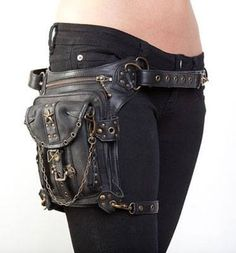 Very cool holster purse
