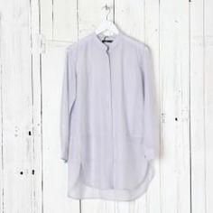 Silk Soft Wash Blouse