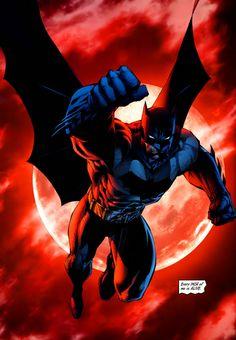 Batman by Jim Lee (DC comics) Batgirl, Catwoman, Nightwing, Batman Y Superman, Batman Comic Art, Batman Robin, Batman Artwork, Batman Wallpaper, Gotham City