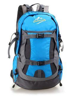 719811935ee3 Men and women outdoors backpack camping bag sports Hiking bag waterproof