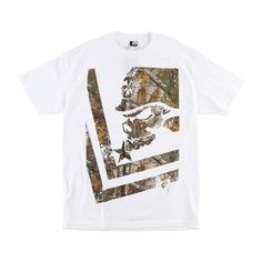 Metal Mulisha Men's Trail Realtree Camo Short Sleeve T-shirt