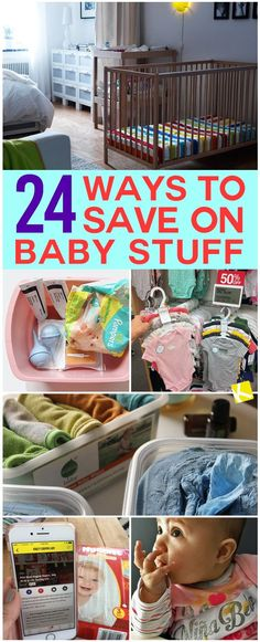 From cribs to diapers to baby food and beyond, baby costs add up. Save some serious money on all the baby stuff you need with these smart tips.