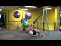 TRX Suspension exercises for beginners