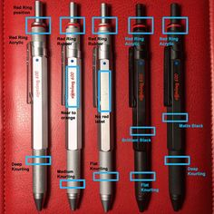 Rotring Trio New Old Stock