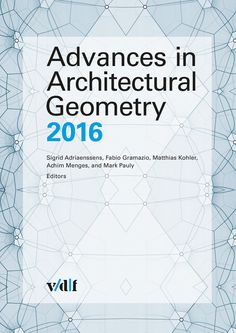 Advances in Architectural Geometry 2016-eBook