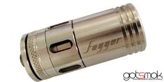 Introducing the brand new, nobody has it yet, next level type ish... Fogger v3 rebuildable atomizer. From the looks of it... it looks like a cross between the Fogger v2 & the Bliss RBAs. In other words... seksi as hell. =) http://gotsmok.com