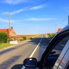 danbeattie - fav things to do in France/Spain: Getting the ferry over to France and exploring the north by road #ForAnyone