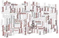 Bram en Isa meest populaire babynamen in Medemblik. | Medemblik Actueel