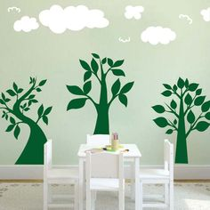 With our kids wall decals you can create a relaxing invironment for them to enjoy without breaking the bank. visit www.trendywalldesigns.com for more info.