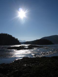 Surge Narrows Provincial Park