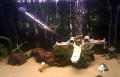 15 Sci-Fi Themed Aquariums   SyfyWire