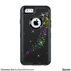Christmas Star OtterBox Defender iPhone Case