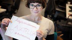 Suomen Lukiolaisten Liitto kampanjoi kiusaamista vastaan sosiaalisessa mediassa #kutsumua -kampanjalla. Miten kiusaaminen saadaan loppumaan? Jaa käytännön vinkkisi. #Koulu