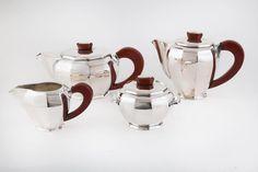 KPM porcelain coffee and tea service