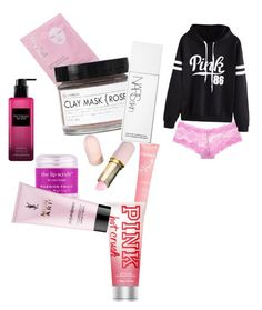 """""""Chill day inspired"""" by spacemermaid13 ❤ liked on Polyvore featuring Rodial, Fig+Yarrow, Caudalíe, NARS Cosmetics, Sara Happ, Victoria's Secret and Yves Saint Laurent"""