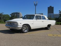 1963 Ford 300 Galaxie w/ 406 Tri Power, 4 speed