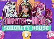 Monster High Sorority House
