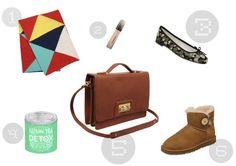 La shopping liste Noël d'Aurélia - Absolutely Glamourous pour les Galeries Lafayette - TALENT AGENCY