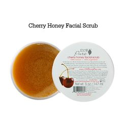 Fruity2Beauty Honey Facial, Facial Scrubs, Cherry, Skin Care, Pure Products, Tableware, Food, Face Scrubs, Dinnerware