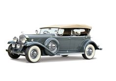Cadillac V12 370-A All Weather Phaeton by Fleetwood '1931