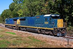 RailPictures.Net Photo: PKHP 5960 Pickens Railroad GE B40-8 (Dash 8-40B) at Gluck , South Carolina by David Stewart