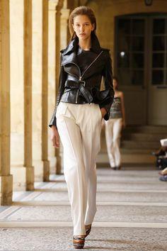 Bouchra Jarrar Couture Fall Winter 2014 Paris - NOWFASHION